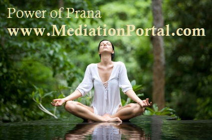 Power of Prana
